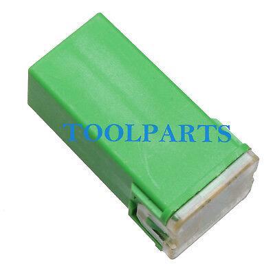 Fuse Green Slow Blow 40a For Kubota L3000f L3010dt L3010f L3300dt L3300f L3410dt