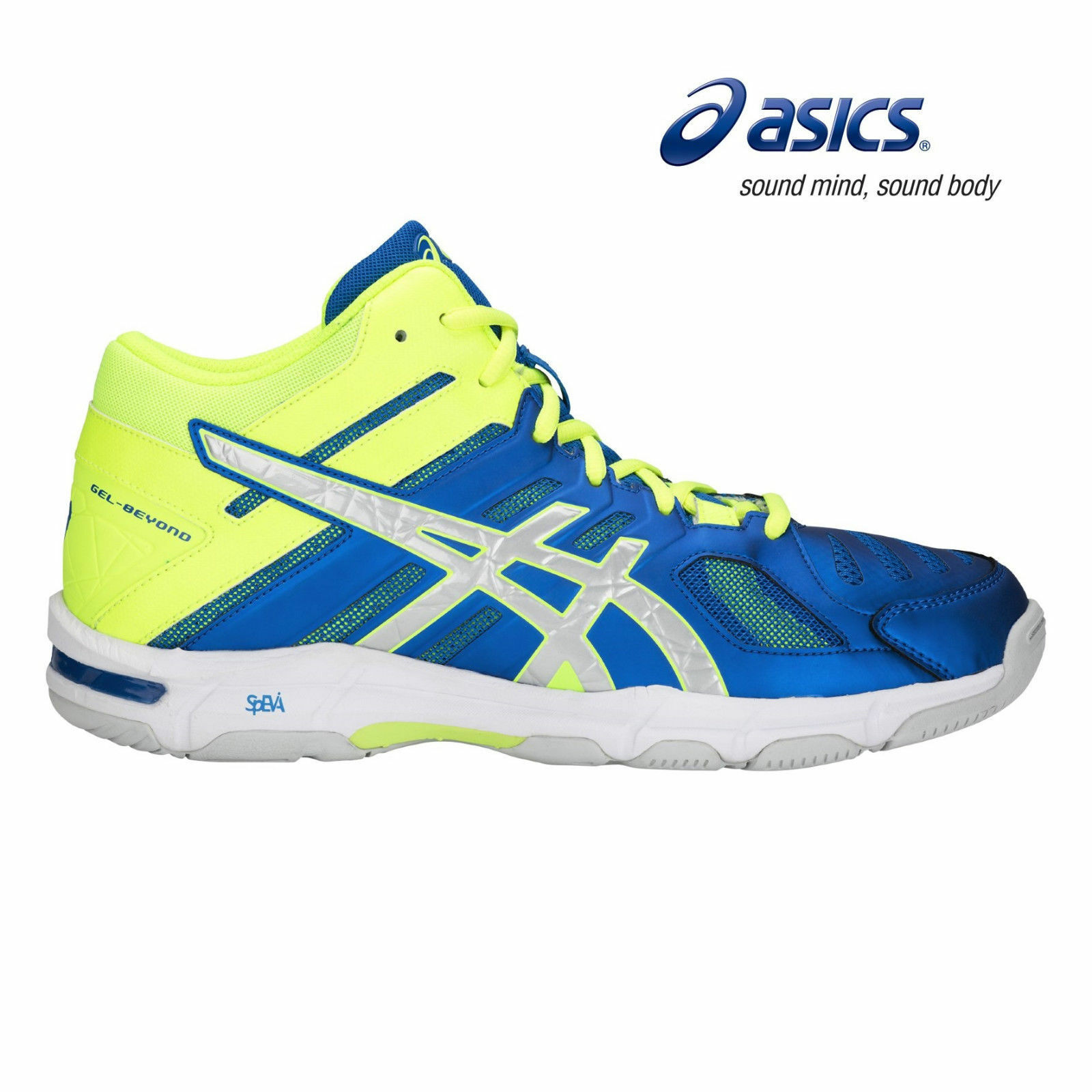 Volleyball Shoes Volleyball Schuhe ASICS GEL BEYOND 5 MT 2018 - Squash Handball