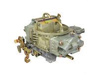 Holley Electric Choke 090151 Dual Inlet 750 CFM 4 Barrel Marine Carburetor 4160