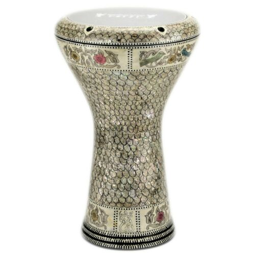 "MOP 17"" New Gawharet El Fan Egyptian Doumbek, Darbuka # 146 by NileCart"