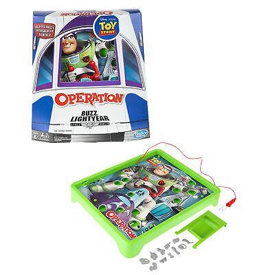 Operation: Disney/Pixar Toy Story Buzz Lightyear Board Game](Toy Story Game)
