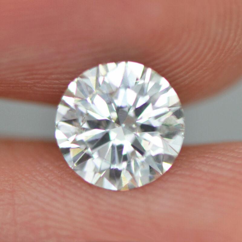 1 Ct Loose Diamond Round Brilliant Cut Deal G Si1 Genuine Natural Real Enhanced