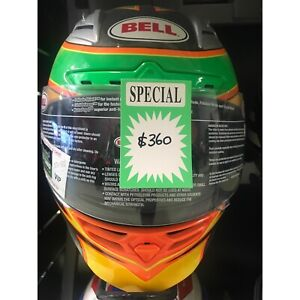Bell Star Carbon Motorcycle Helmet NEW Caboolture Caboolture Area Preview