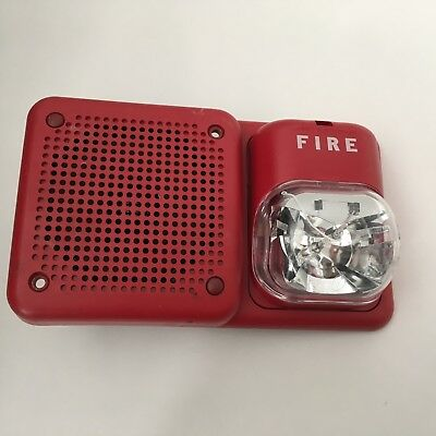 System Sensor Sp2r1224mc Spectralert Fire Alarm Speakerstrobe