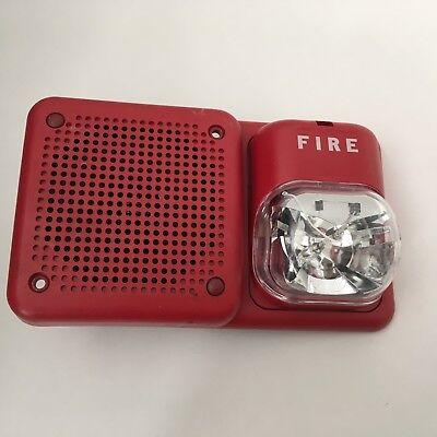 System Sensor Sp2r1224mc Spectralert Fire Alarm Speakerstrobe