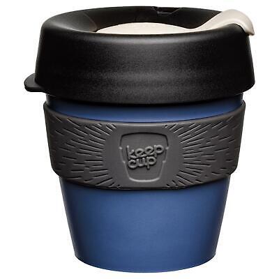 KeepCup Changemakers Original Re-Useable Coffee Cup Travel Mug 227ml 8oz - Storm