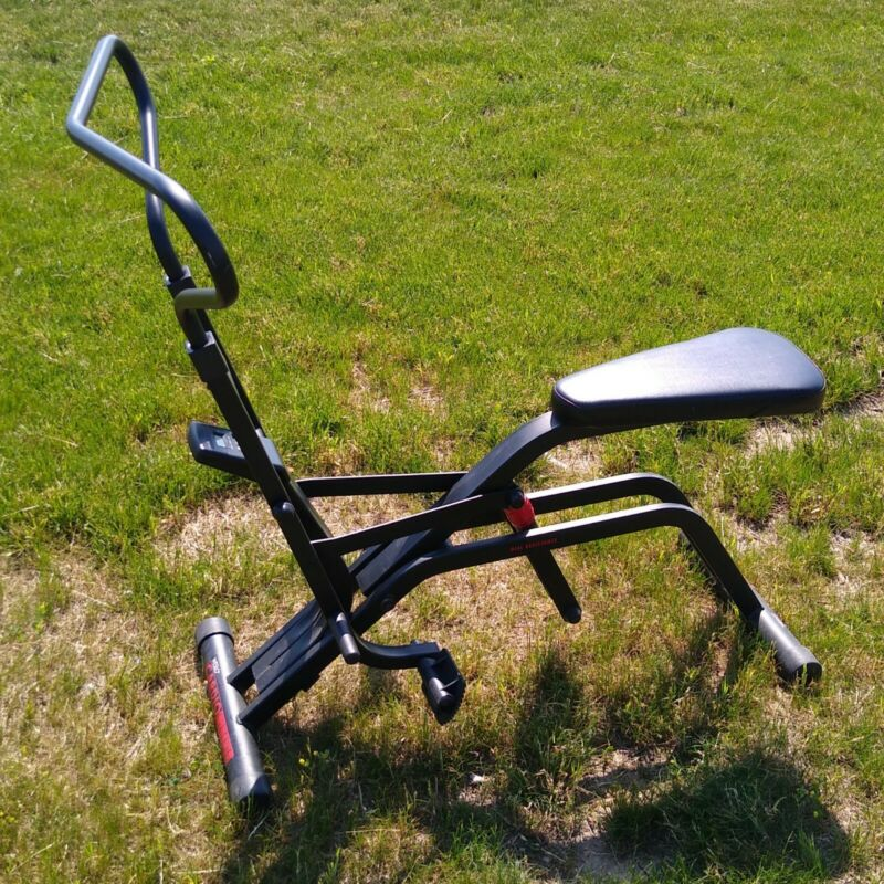 Weslo Cardio Glide Low Impact Total Body Fitness Trainer Machine w/ Monitor