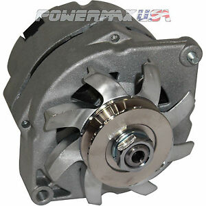 140AMP HIGH OUTPUT ALTERNATOR Fits DELCO 10SI 3-WIRE HOOKUP