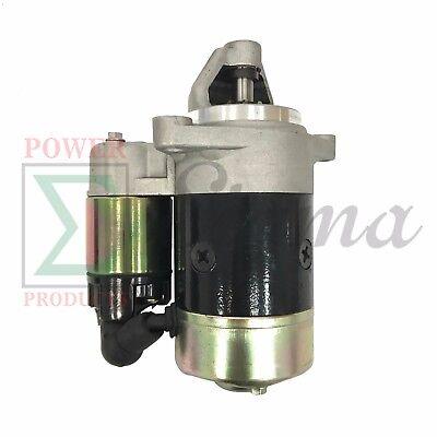 Diesel Electric Starter Motor For Generator Yanmar L100 10hp Engine 186f 178f
