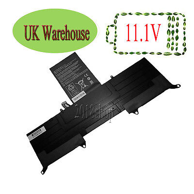Battery For Acer Aspire S3-391 S3-951 S3 Ultrabook AP11D3F AP11D4F MS2346