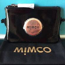 BNWOT MIMCO S Pouch - Black Rosegold Stirling Stirling Area Preview