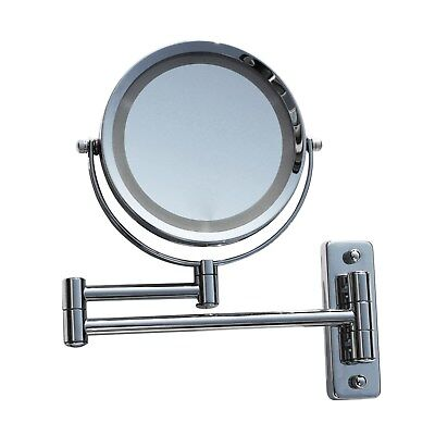 LED Schminkspiegel Make up Spiegel Kosmetikspiegel Beleuchtung 7-fach 405262