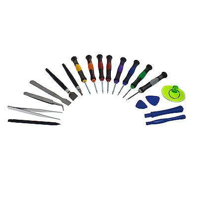 Handy Werkzeug Reparatur Set Repair Opening Tool für iPhone Samsung 19-Teilig
