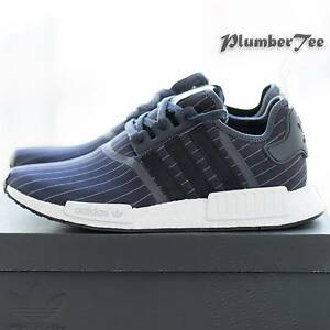 US 8.5 Brand New Adidas NMD R1 Bedwin Grey Core Black Melbourne CBD Melbourne City Preview