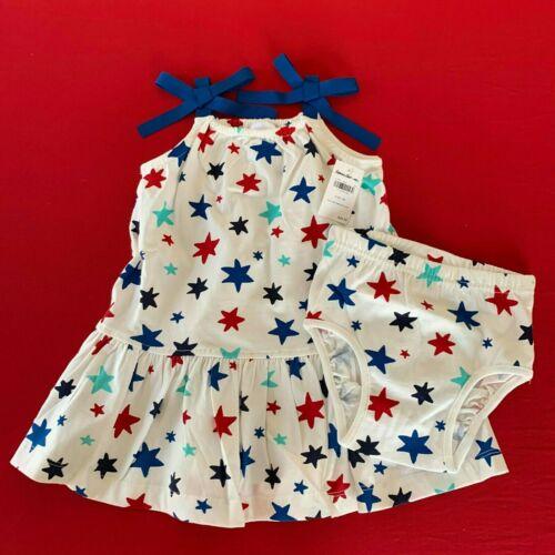 "Hanna Andersson CUTE Little Girls ""TWIRL DRESS SET"" 2 Years. 85 cm. Soft-Comfy!"