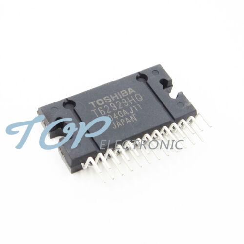 2PCS TB2929HQ TB2929 Amplifier IC ZIP-25 Genuine Good Quality