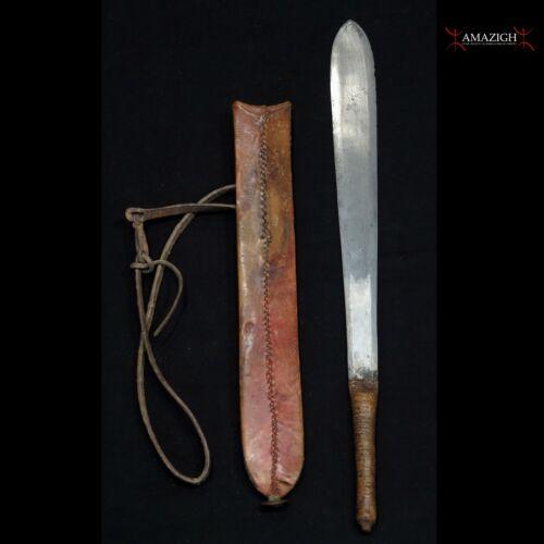 Old Masai (Maasai) SEME Knife - Kenya