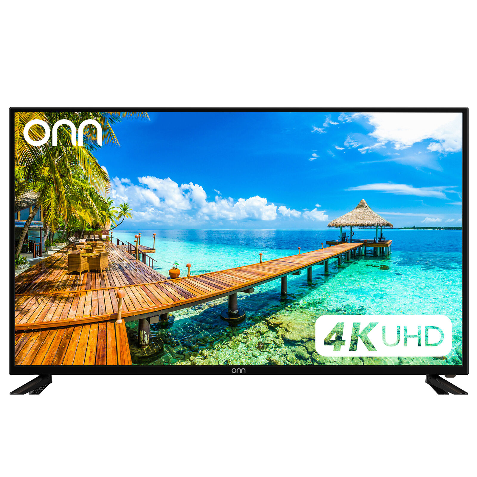 ONN 50″ Class 4K (2160P) LED TV  (ONA50UB19E05)