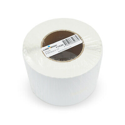 Labels For Primera Lx900 Printer 4 X 6 550 Glossy Labels Per Roll