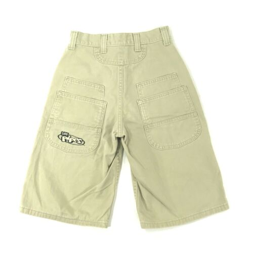 LEE PIPES Shorts vtg Pants Medium Khaki Youth Vintage Boys Size M