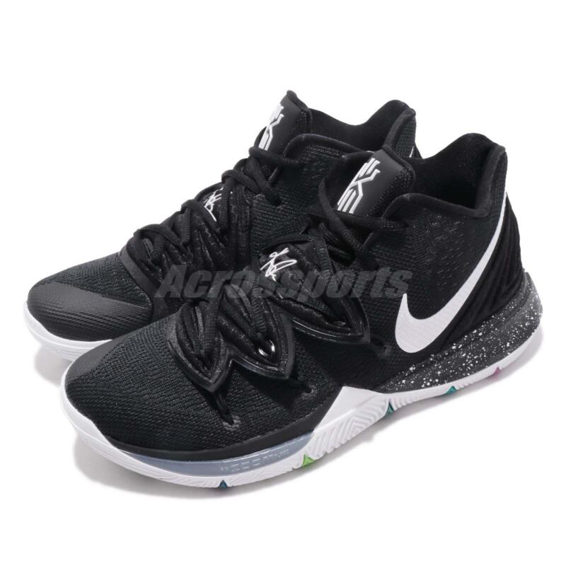 7b14ad8d1f7 Nike Kyrie 5 EP V Irving Black Magic Men Basketball Shoes Sneakers AO2919- 901