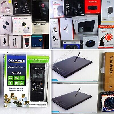 PREMIUM Wholesale Lot of Consumer Electronics, 25 items, MSRP over $3000!