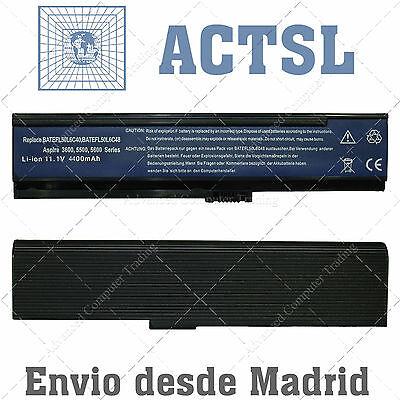 Batería para portátil ACER Aspire 5030 5050 5500 5550 5570 5580