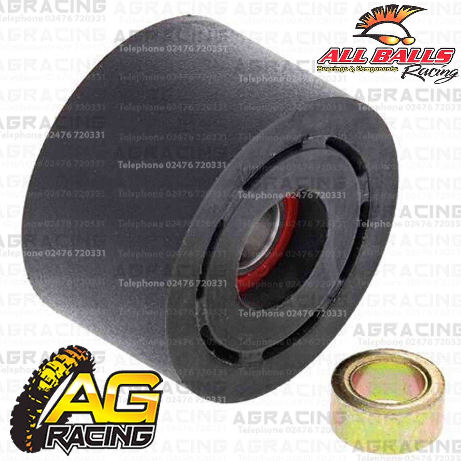 34mm Lower Chain Roller 2006 for Kawasaki  KX450F Sealed