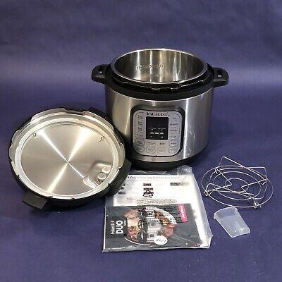 Instant Pot 8Quart IP-DUO80 V2 -VGUC-