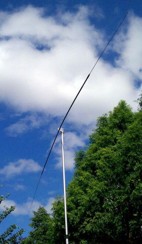 20 Meter Rotating Dipole Ham Radio Antenna w/ 2 Workman WHF-20 Antennas & Mount
