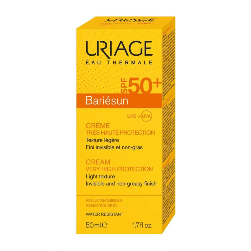 URIAGE Bariesun SPF 50+ 50ml Exp 09/22