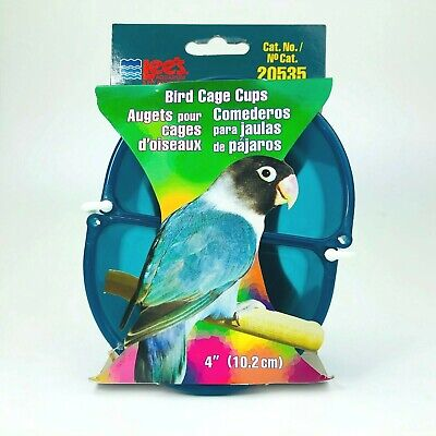 - Lee's Pet Products 2-Pack Bird Cage Cups  4