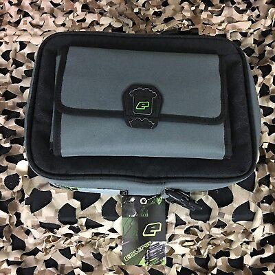 NEW Planet Eclipse GX2 Paintball Gun Case Marker Pack - Charcoal Paintball Gun Case