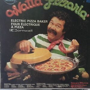 Electric Pizza Baker