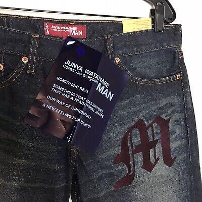 Junya Watanabe MAN x Levi's New Selvedge Denim Jeans M
