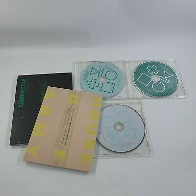 BTS 3rd Muster [ARMY.ZIP+] DVD Photobook Bangtan boys [No Photo Card] K-POP Used