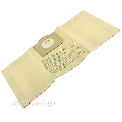 5 x 30 Litre Tub Canister Dust Bags for PARKSIDE Lidl Vacuum