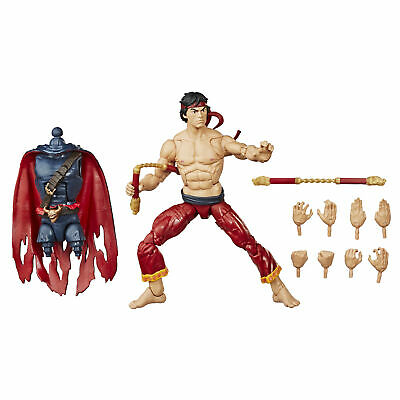 Hasbro Marvel Legends Series 6-inch Collectible Action Figure Shang Chi Toy