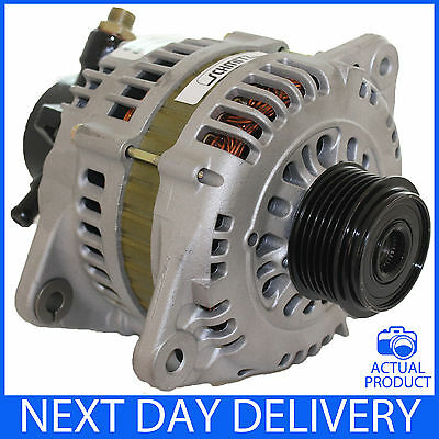 GENUINE GENUINE ALTERNATOR WITH CLUTCH PULLEY VAUXHALL Astra H 17 CDTi DIESEL