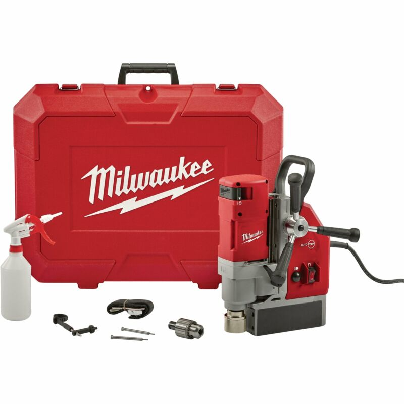 Milwaukee 4272-21 Compact Electromagnetic Drill 1 5/8in