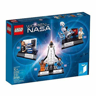 21312 Women Of Nasa City Town Lego New Sealed Lego Set Science Kit Ideas Nisb