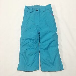 Girls Ski Pants Size 4 - Blue Aranda Belconnen Area Preview