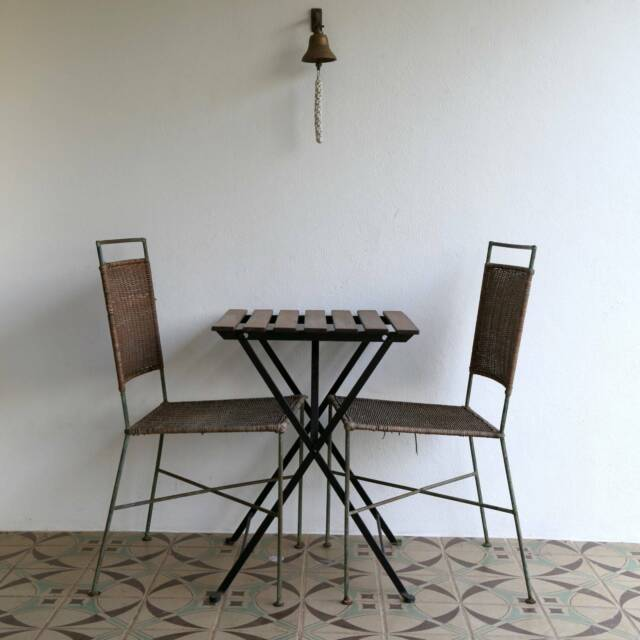 IKEA outdoor table and chairs | Dining Tables | Gumtree ...