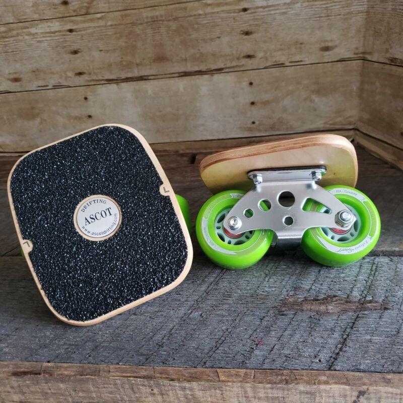 Ascot Drifting Drift Roller Skates Apollo Model