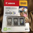 Canon PG-512 Printer Ink Cartridges for HP
