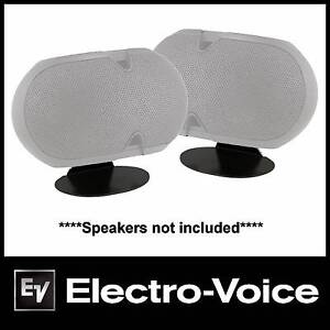 ELECTROVOICE HS3 HORIZONTAL DESK STANDS FOR EVID 4.2/3.2 SPEAKERS Wollstonecraft North Sydney Area Preview