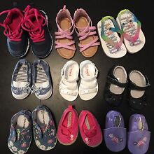 Girls shoes (size 3-6) Balga Stirling Area Preview