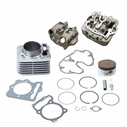 New Cylinder Piston Gasket Top End Kit For 1999-2008 HONDA TRX400EX 400EX 2003