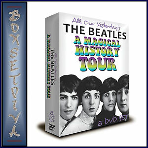 THE-BEATLES-ALL-OUR-YESTERDAYS-A-MAGICAL-HISTORY-TOUR-BRAND-NEW-DVD
