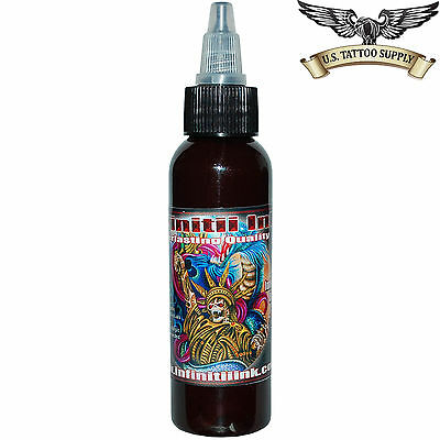 (Infinitii Tattoo Ink 2oz - Black Cherry)
